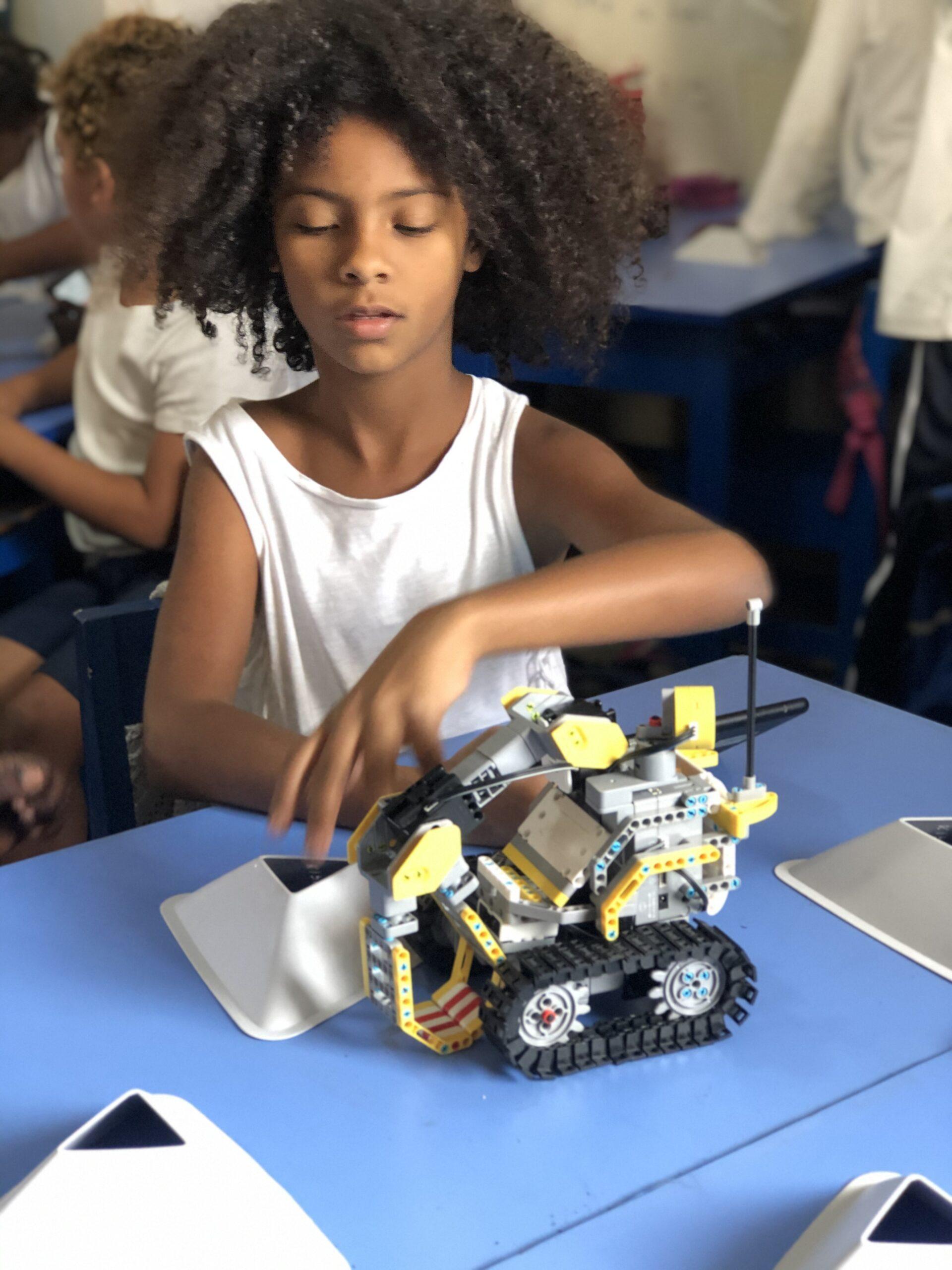 (Français) robotic